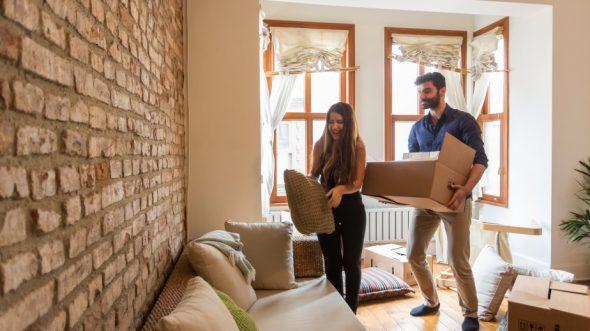 Mudar de casa em 8 passos