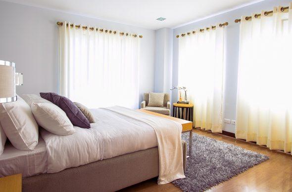 5 dicas para um quarto mais fresco