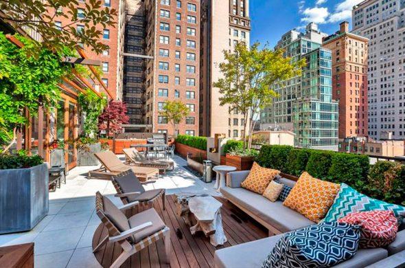 6 formas de aproveitar o seu terraço este verão