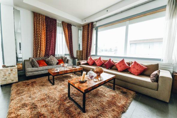 5 dicas para escolher o sofá perfeito para a sua sala