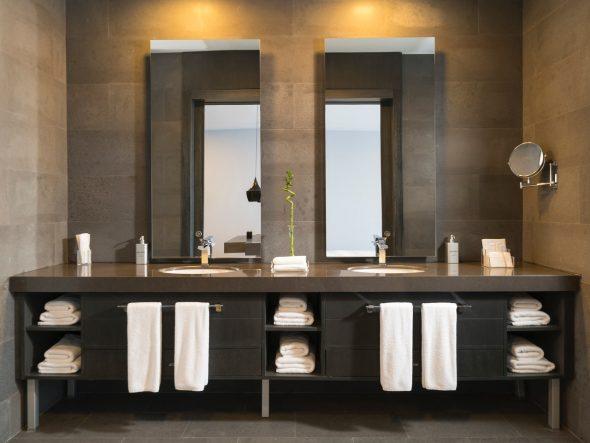 7 passos para organizar a sua casa de banho