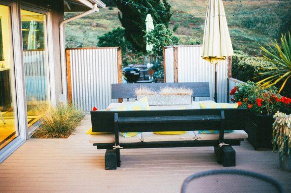 Como aproveitar o seu terraço neste Agosto