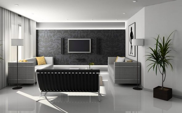 Como escolher cortinados para a sua sala de estar