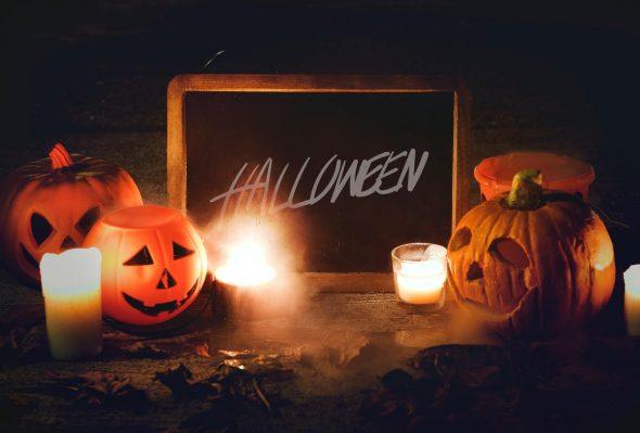 Halloween: uma decoração diferente e assustadora