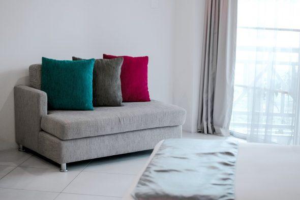 Como decorar a sua casa com almofadas