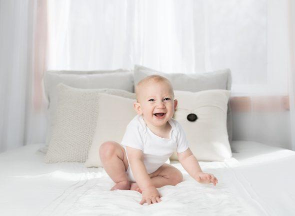 Como decorar o quarto do seu bebé