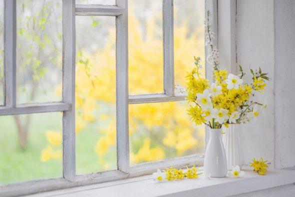 Prepare a sua casa para a Primavera em 5 passos