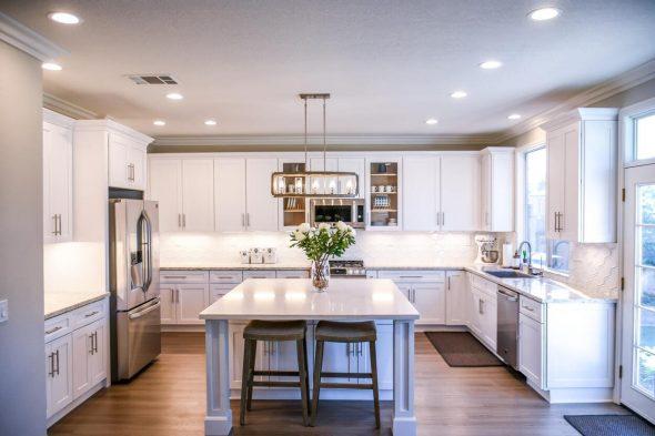Como decorar a cozinha sem gastar muito