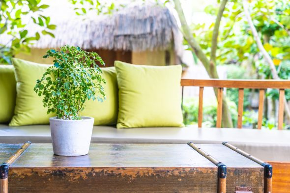 4 dicas para decorar a sua varanda