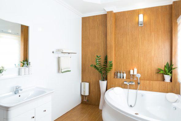 Essenciais para a casa de banho