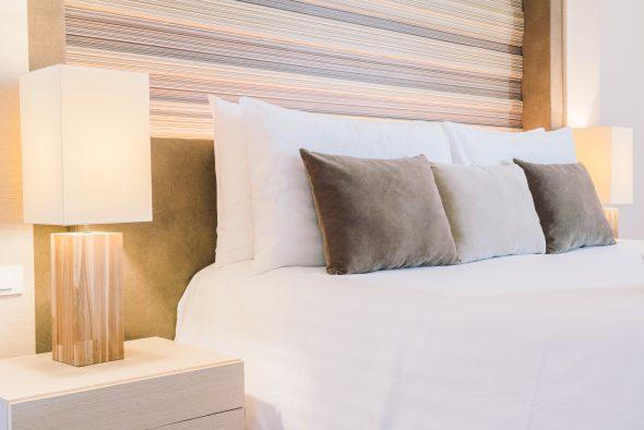 Como conseguir um quarto relaxante?