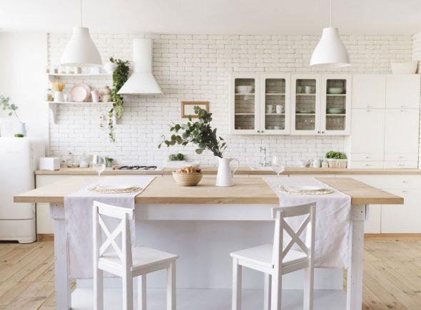 Renove os têxteis da sua cozinha